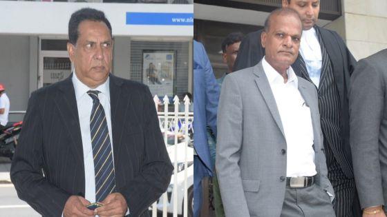 Affaire Boskalis : Siddick Chady et Prakash Maunthrooa reconnus coupables
