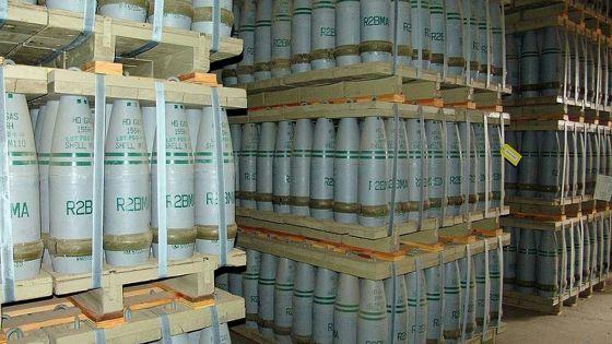 Amendement de la loi sur les armes chimiques