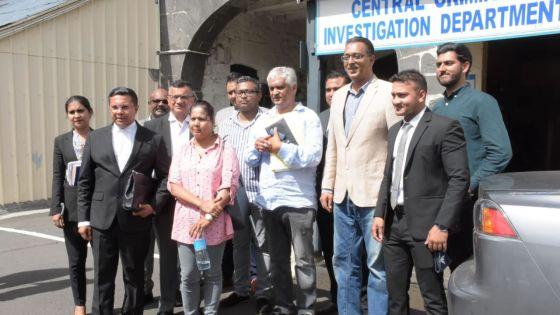 Emploi fictif allégué : Les comptes bancaires de Simla Kistnen déposés aux CCID