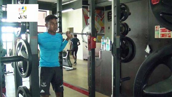 100 jours 100 sportifs avec Donovan Rabaye