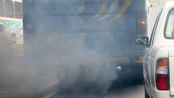 Véhicules fuminigènes : 359 formulaires '71' servis par la Police de l'environnement depuis janvier