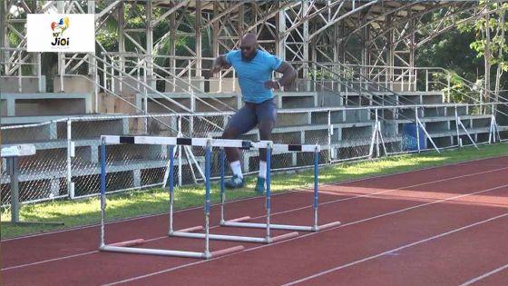 100 jours 100 sportifs avec Bernard Baptiste