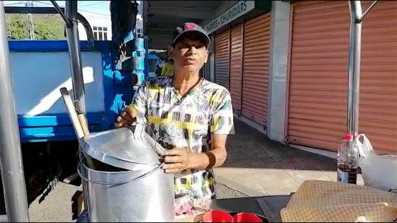 À La Louise - Rony Gangaram, marchand de halim : «J'ai trimé pour avoir cette BMW»