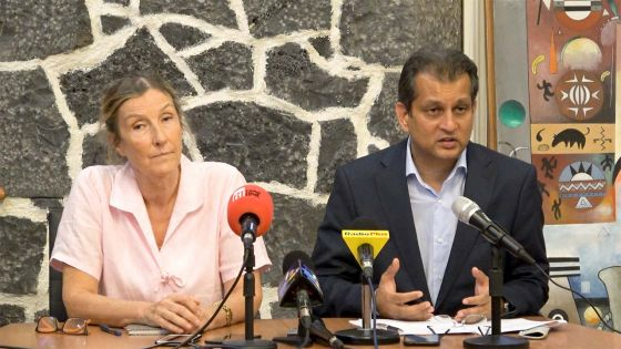 Covid-19 : aucun nouveau cas local, 824 personnes testées négatives, selon Dr Joomaye