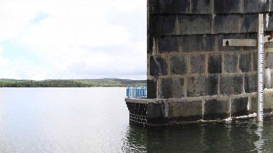 Les fortes pluies  bénéfiques pour les différents réservoirs à travers l'ile