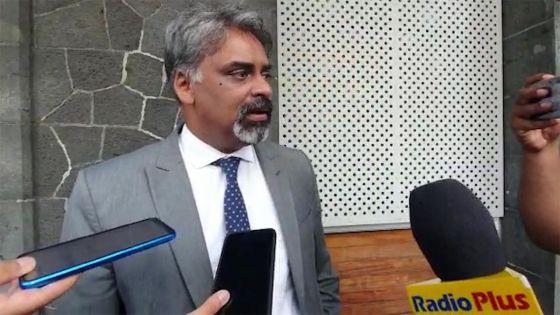Maneesh Gobin : «Yogida Sawmynaden a participé à la réunion du groupe parlementaire de la majorité»