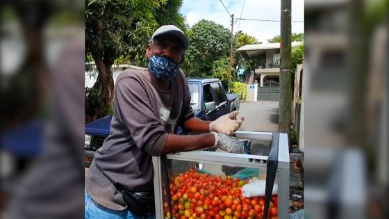 Dario, marchand de goyaves de Chine : «Travay gramatin pou nou manze tanto»