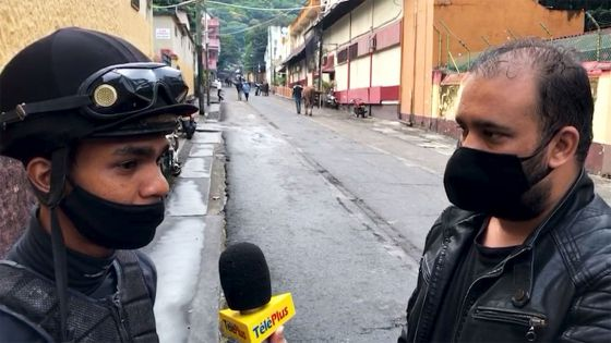 Hippisme - Nareez Emamdee : « J'ai décidé de rester comme track-rider»