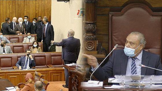 Revivez cette séance houleuse : Bérenger, Boolell, Assirvaden et Bhagwan expulsés du Parlement