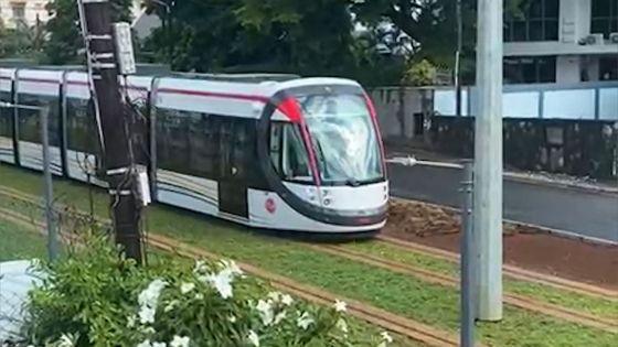 Metro Express : début des essais et des tests sur la ligne Rose-Hill-Quatre-Bornes
