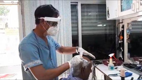 Reprise partielle : témoignage de Veeren, qui a rouvert son salon de coiffure après trois semaines