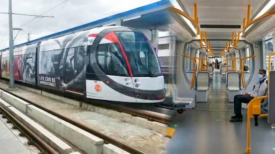 Reprise partielle des activités : le Metro Express reprend du service