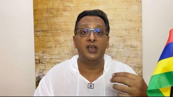 «Extrêmement dangereux s'ils ont accès à toutes les données Facebook de tous les citoyens», dit Bhadain