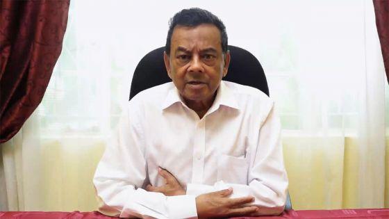 1er-Mai - Collendavelloo : «La population mauricienne a la volonté de combattre les difficultés»