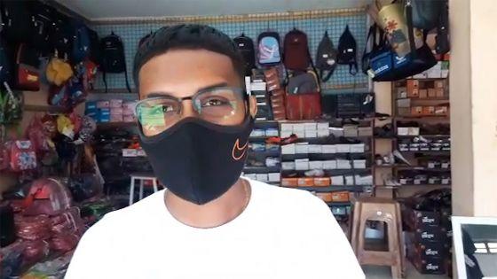 Adarsh, un commerçant de Sainte-Croix : «Un retour à la normale reste difficile»