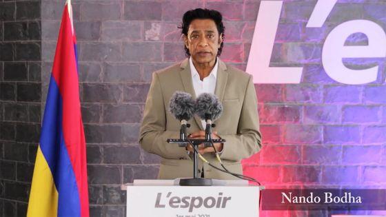 Fête du Travail – Bodha : «Le Premier ministre mène ce pays vers la ruine»