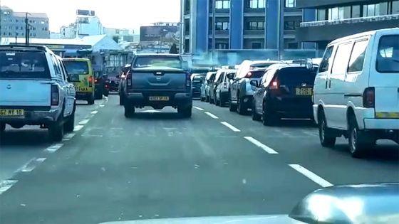 Deuxième phase de réouverture : les ralentissements de la circulation sont de retour