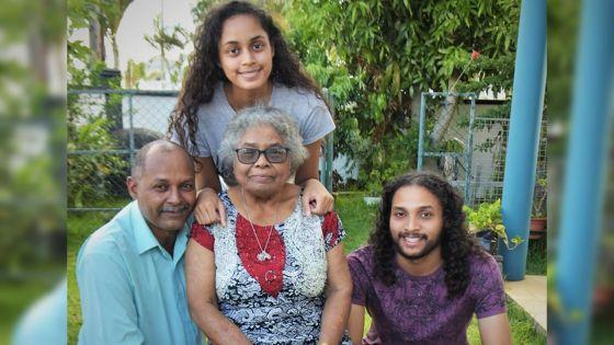 Missline Bonne, 85 ans : «Lavi aster bien lux, me bien amer»