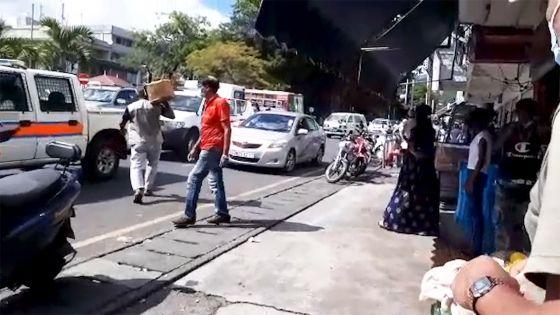 Plainte-Verte : la police rappelle aux marchands ambulants qu'ils ne peuvent opérer