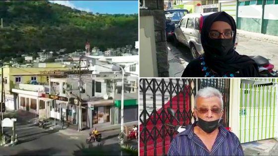 Des habitants de Vallée-Pitot : «Que la zone rouge soit enlevée !»