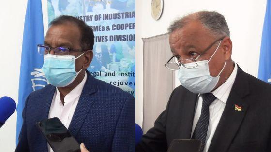 Sunil Bholah : « Il nous faut booster la production locale »