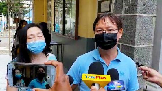 HSC 2020-21 : Ronan Chay Loong, du collège St-Esprit, ne sait toujours pas qu'il est lauréat, disent ses parents