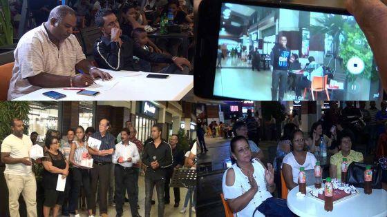 KARAOKÉ : Radio plus a ses quatre premiers finalistes