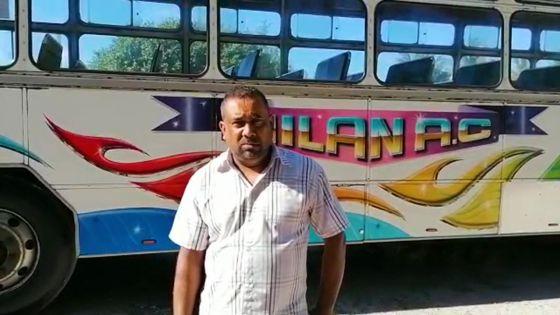 Les propriétaires d'autobus individuels se préparent à la distanciation sociale dans les véhicules