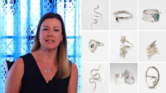 Natalie Williams, l'experte en bijoux personnalisés.