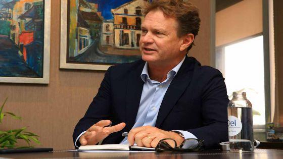Jean-Pierre Dalais, CEO de CIEL Limited, met l'accent sur une stratégie nouvelle