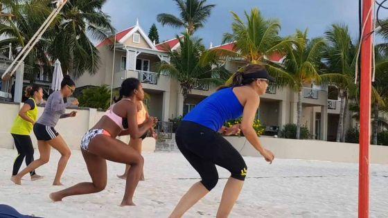 Beach Volley : Maurice s'affûte pour les Seychelles