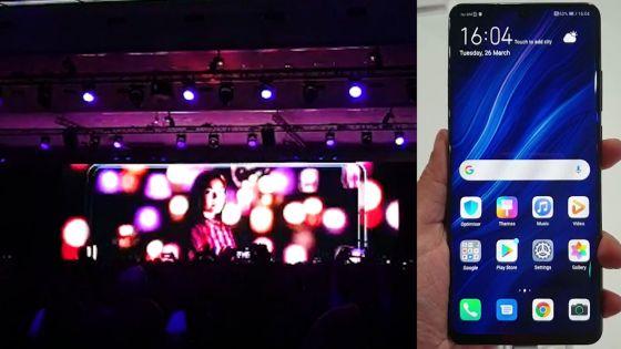 Téléphone portable : Huawei lance le P30 et le P30 Pro