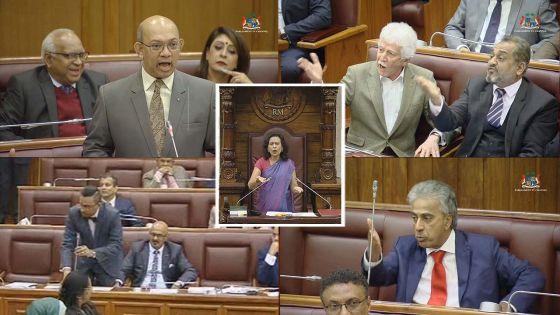 Débats budgétaires : quand des propos d'Etienne Sinatambou provoquent un brouhaha dans l'hémicycle...