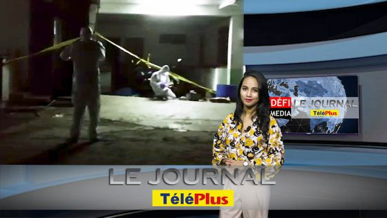 Le JT-  Meurtre d'un homme de cinquante ans à Vallée des prêtres : un suspect arrêté