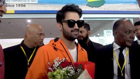 Musique : le chanteur Atif Aslam est arrivé à Maurice, ce matin, pour son concert unique de samedi