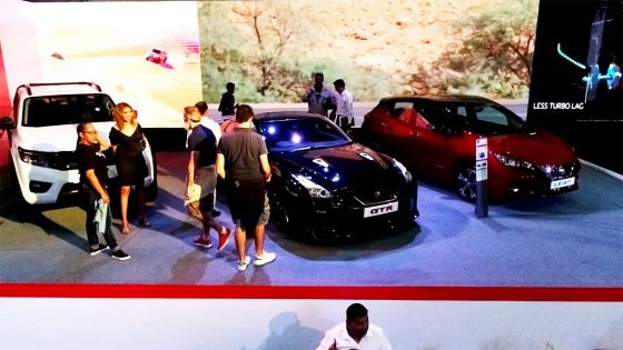 Salon de l'Automobile 2019 : L'événement vu par drone ce samedi