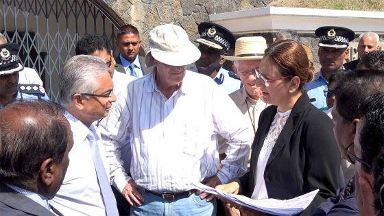 Visite du pape François à Maurice : les travaux à Marie Reine de La Paix complétés dans une semaine