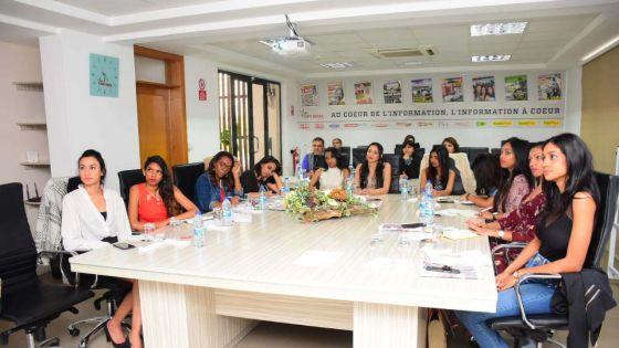 Miss Universe Mauritius 2019: Préparation psychologique et gestion du stress