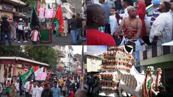 Port-Louis : La fête Ghoun célébrée par de nombreux fidèles à Plaine-Verte
