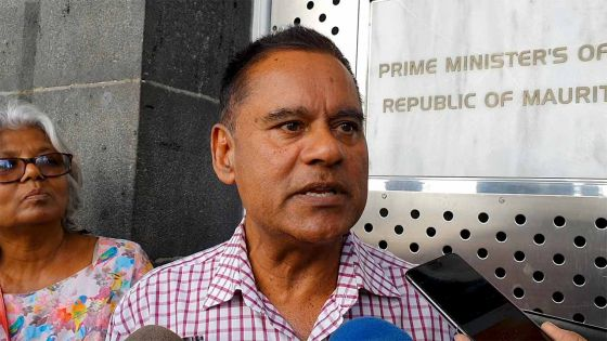 Les fonctionnaires percevront Rs 1 000 dès janvier 2020», confirme Rashid Imrith