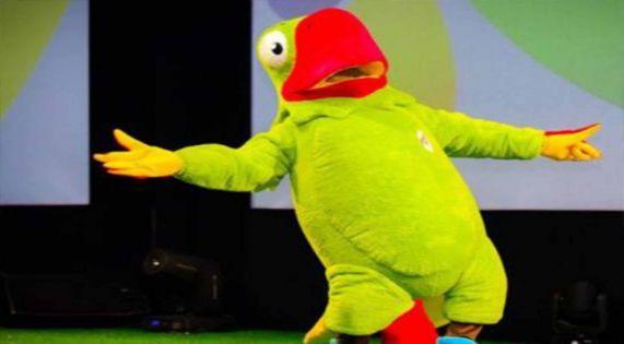 Jeux des Iles 2019 : Krouink fait danser les étudiants