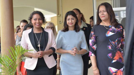 Mialy Rajoelina : « la femme tient une place très importante dans la société »