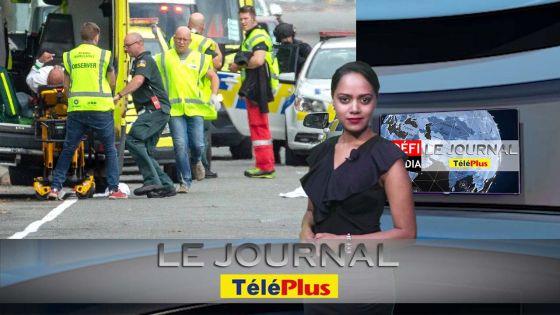 Le JT – Un Mauricien raconte la fusillade meurtrière en Nouvelle-Zélande