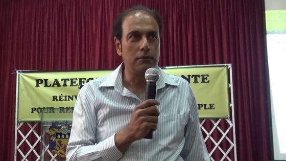 Steeve Obeegadoo : « Il faut faire la politique autrement »