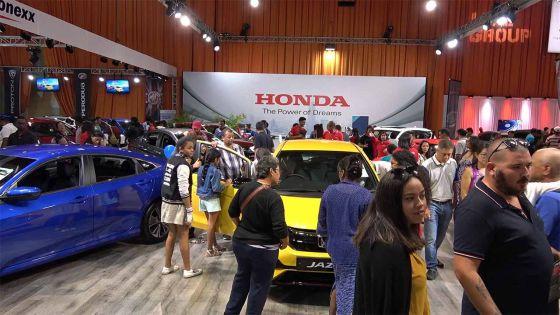 Salon de l'Automobile 2019 : découvrez les offres promotionnelles au stand de Honda