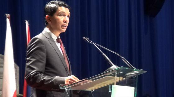 Andry Rajoelina : « Le demi-siècle d'indépendance de Maurice est le signe de la maturité d'une nation »