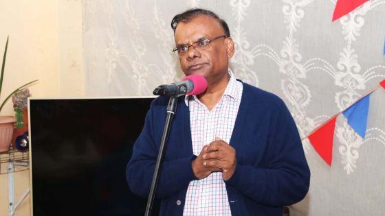 «Je ne dis pas que tout ce que j'ai fait était parfait», concède Rama Sithanen