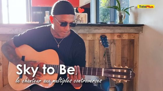 Sky to Be le chanteur aux multiples controverses
