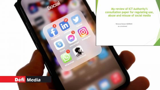 """[Blog] """"My review of ICT Authority's consultation paper for regulating use, abuse and misuse of social media"""""""