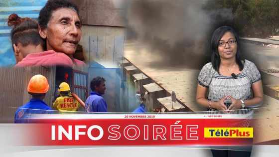 [Info Soirée] : Incendie à Cité Longère - Liseby, grand-mère du bébé de 2 mois : «Mo trouv li pas leve, mo ti kwar so leker inn arrete»